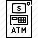 Atm Icon Premium Icons Flaticon