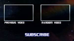 video outro template free use youtube With youtube outro template download