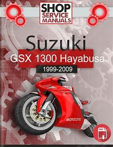 Suzuki Gsx 1300 Hayabusa 1999