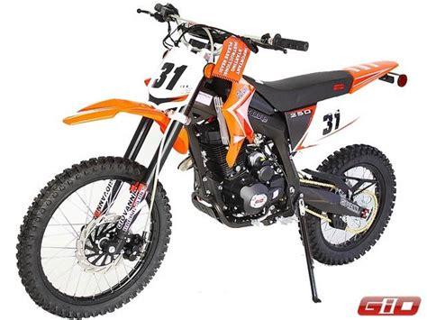 250cc motocross bikes for sale 2009 gio 250cc off road dirt bike motocross 4 stroke