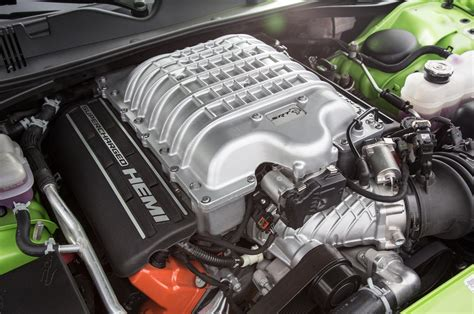 How Much Is A Hellcat Engine by The 2015 Dodge Challenger Srt Hellcat On Ignition Motor
