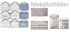 Metallschilder Mit Sprüchen : metallschilder g nstig kaufen ~ Michelbontemps.com Haus und Dekorationen