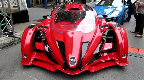 2013 T-rex Aero 3s By Anibal Automotive Design