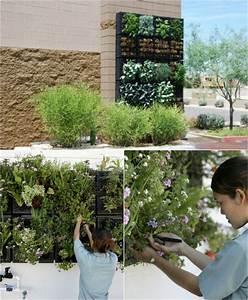 Mur Végétal Extérieur : construire mur v g tal ext rieur conseils sur les types ~ Louise-bijoux.com Idées de Décoration