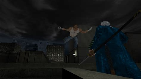 Wolverine Vs Vergil Image Kung Fu Evolution Mod For