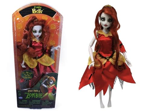 zombie disney dolls doll belle princesses princess makeover toysrus ght upon once iii right
