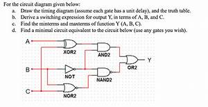 Solved  Autigers Org For The Circuit Diagram Given Below A