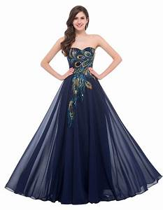 2016 navy blue cheap long peacock bridesmaid dresses grace With cheap plus size formal dresses for weddings