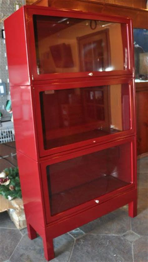painted barrister bookcase color tbd office pinterest