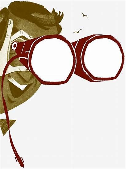 Binoculars Spy Clipart Telescope Webstockreview Patrol