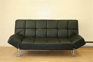 venus black leatherette sofa bed with color options With sofa bed indianapolis