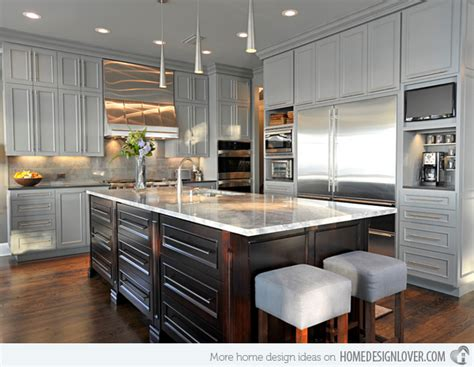 warm gray kitchen cabinets 15 warm and grey kitchen cabinets decoration for house 7001