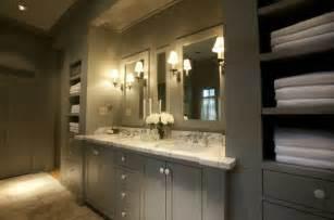 Bathroom Paint Ideas Gray Gray Bathroom Cabinets Design Ideas