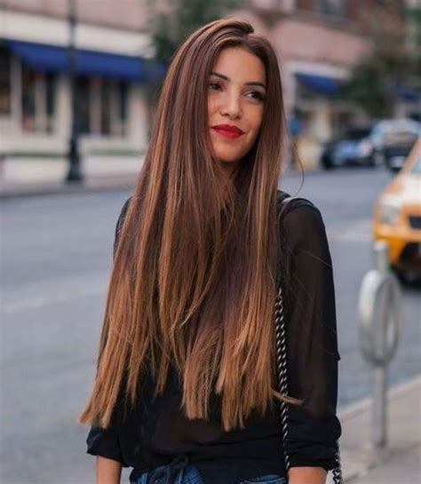 15 collection of long hairstyles thick hair