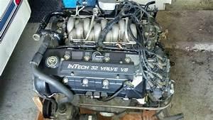 Ford Aluminum Dohc 4 6 Intech 32 Valve V8 Lincoln