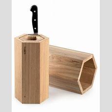 Supergrau's Kitchen Knife Storage  Core77