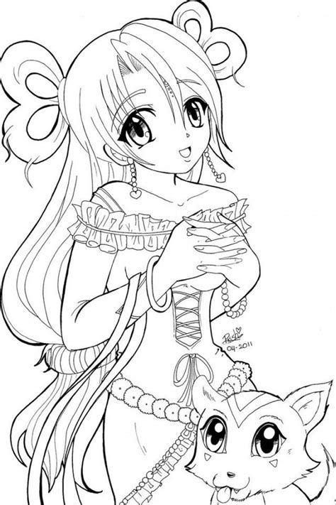 anime coloring coloring pages anime az coloring pages