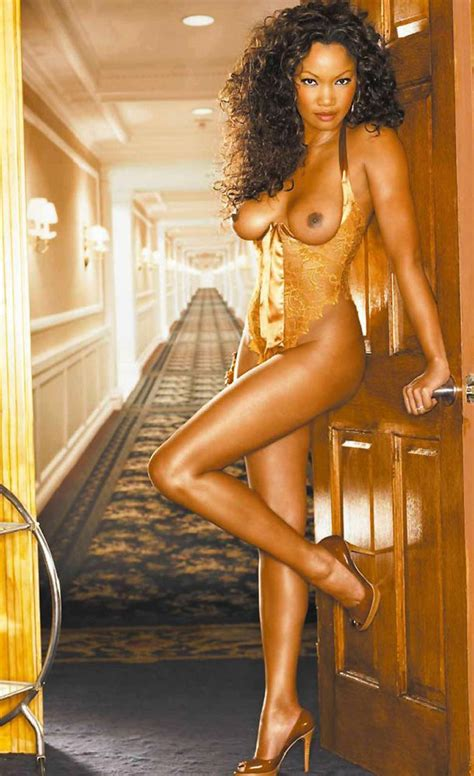 Garcelle Beauvais Naked Playboy Photo Shooting Scandal
