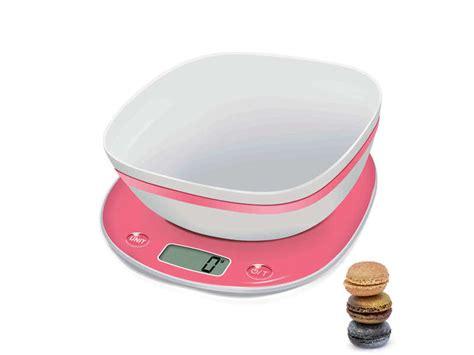 balance digitale cuisine balance de cuisine terraillon macaron fraise vente de