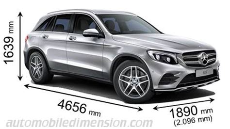 dimensions des voitures mercedes benz longueur  largeur