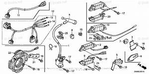 Honda Small Engine Parts Gx240 Oem Parts Diagram For