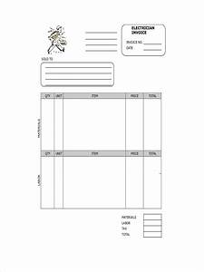 Invoice Template On Word Free 11 Contractor Receipt Examples Samples In Pdf