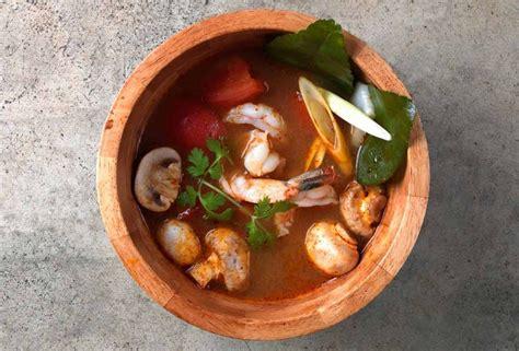 tom yum goong soup recipe leites culinaria