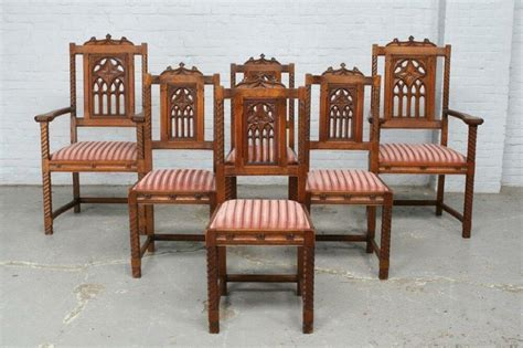 Beautiful Dining Room Chairs by Beautiful Carved Oak Antique Dining Room