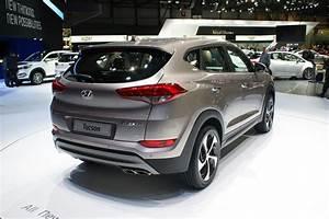 New Hyundai Tucson Packs 7