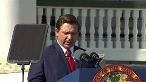 Ron DeSantis Officially Sworn in as 46th Governor of ...