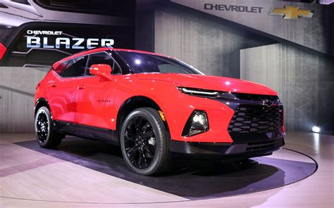 chevrolet blazer  comeback  car guide