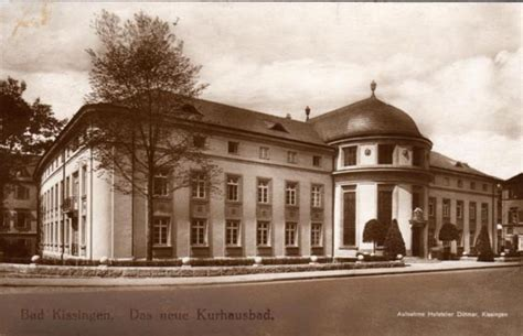 Architekt Bad Kissingen by Max Littmann
