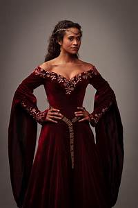 "From the series Merlin, on the BBC. Queen Guinevere ""Gwen ..."