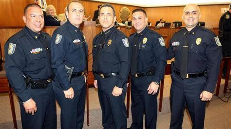 hialeah police miami department officers dade chief ranks velazquez sergio local gutierrez major rodriguez promotes manuel miamiherald community