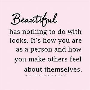 10 Inner Beauty... Outside Beauty Quotes