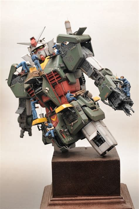 mega size model  rx   gundam post war amazing