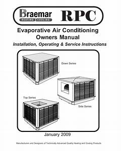 Evaporative Air Conditioning Owners Manual