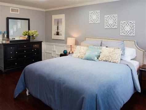 hgtv master bedroom makeovers photo page hgtv 15548 | HBRVB206 after bedroom blue brown textured accents h.jpg.rend.hgtvcom.616.462