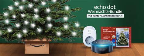 weihnachts bundles wlan steckdose echo dot und lichterkette im paket iphone ticker de