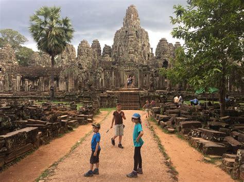 voyage découverte cambodge angkor encore huwans