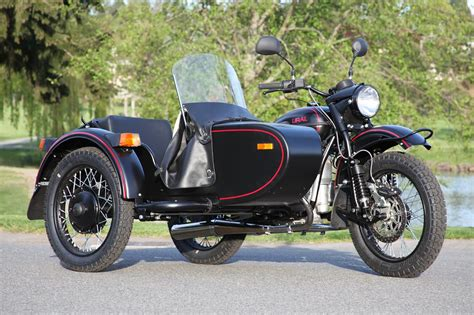 2009 Ural T Motorcycle Sidecar Review