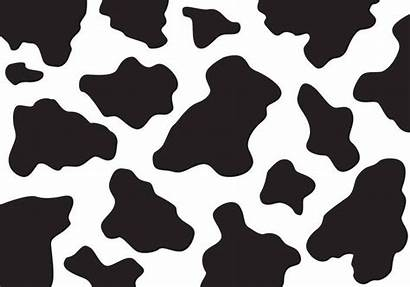 Cow Background Vector Pattern Spots Printable Animal
