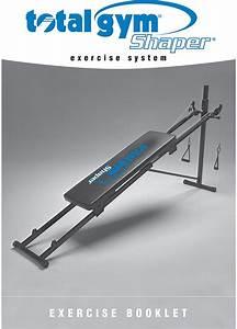Total Gym Workout Chart Pdf