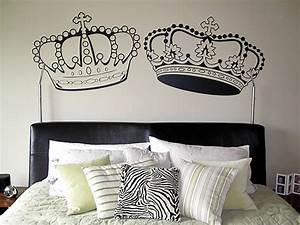 a crown affair wall decals decor by juliana dezign blog With amazing room decor ideas with crown decals for walls