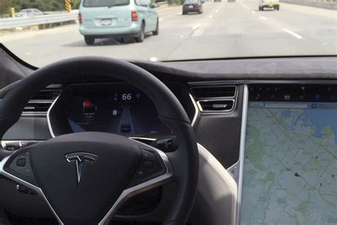 Should Tesla Follow Google's Lead On Driverless Cars