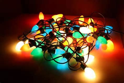 how to store old fashion christmas light strings hometalk