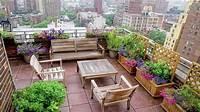 garden design ideas terrace garden design plan - YouTube