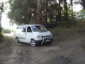 Transporter 4x4 : vw t4 syncro 2 5tdi 4x4 off road poland youtube ~ Gottalentnigeria.com Avis de Voitures