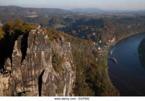 Elbe Sandstone Mountains Germany