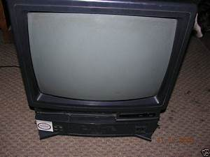 Television With Built